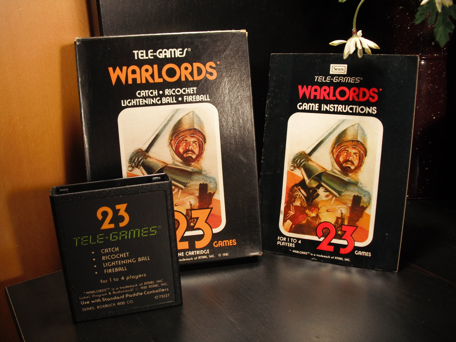 Warlords (Tele-Games)