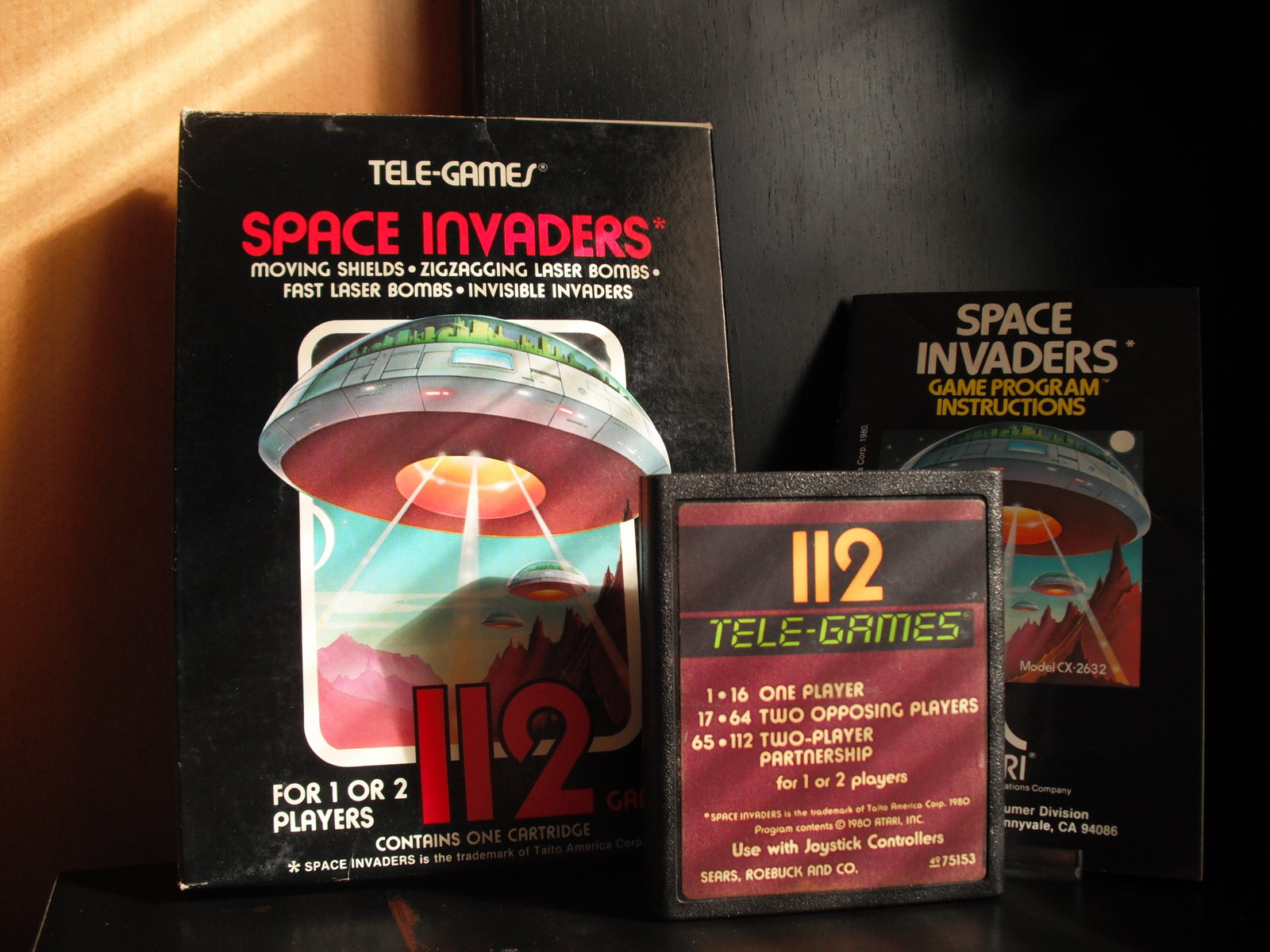 Space Invaders (Sears)