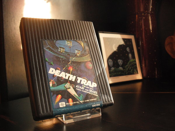 Death Trap (Avalon Hill) Glamour Shot