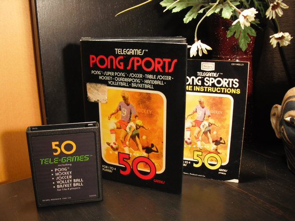 Pong Sports (Tele-Games)