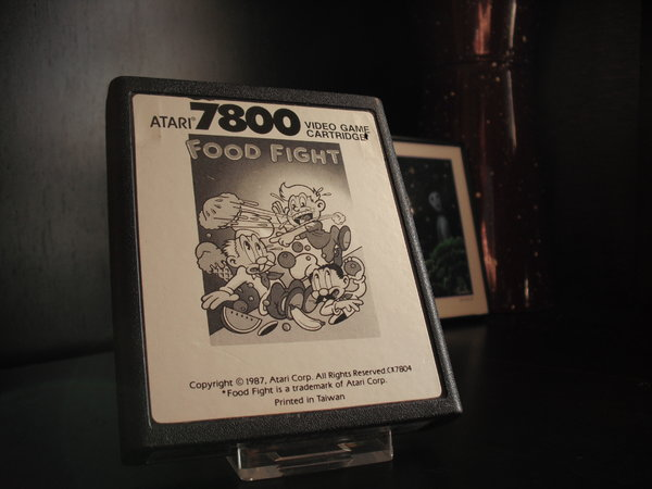 Food Fight (Atari)
