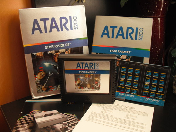 Star Raiders (Atari)