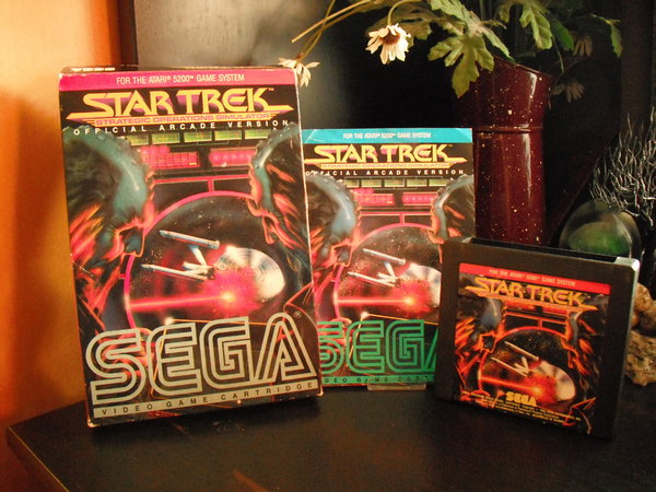 Star Trek: Strategic Operations Simulator (SEGA)