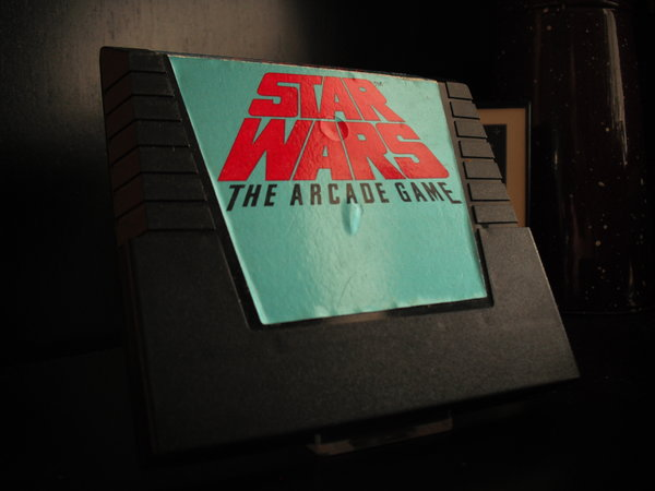 Star Wars The Arcade Game (Parker Brothers)