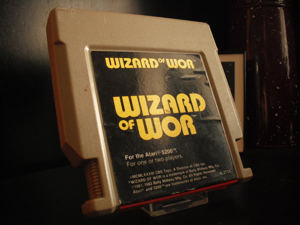 Wizard of Wor (CBS)