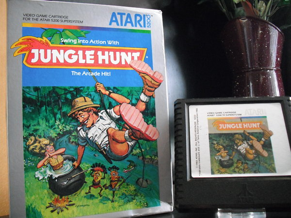 Jungle Hunt (Atari)