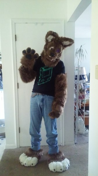 Finished fursuit1