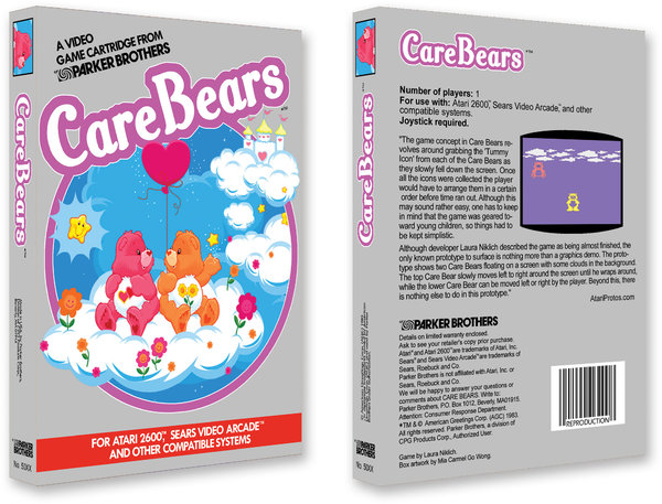 CareBears - Parker Brothers