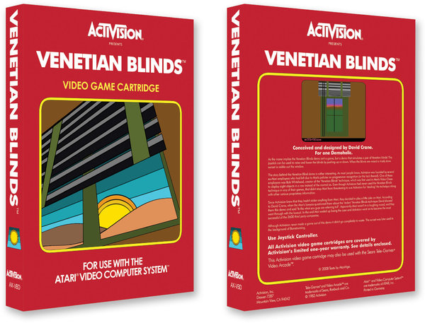 Venetian Blinds - Activision