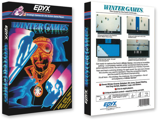 Winter Games - Epyx