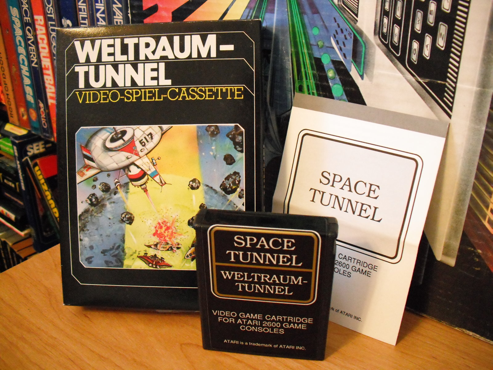 Space Tunnel (Bit Corp.)