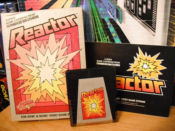 Reactor (Parker Brothers)