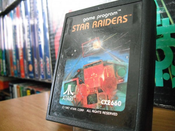 Star Raiders (Atari Corp.)