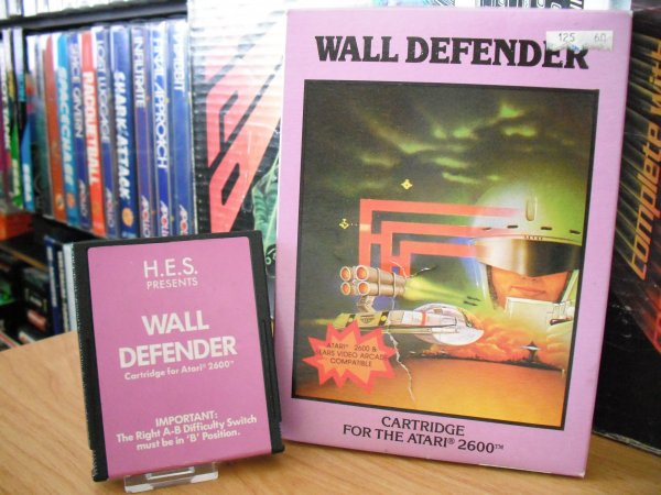 Wall Defender (H.E.S.)
