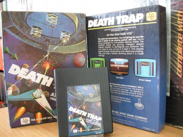 Death Trap (Avalon Hill)