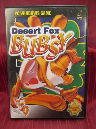 Desert Fox Bubsy (PC)