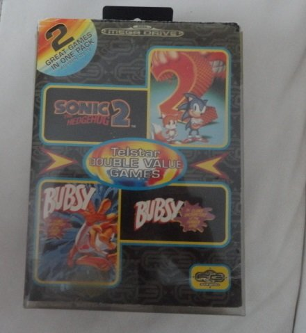 Gallery of Bubsy Games