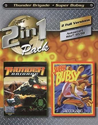 2 in 1 pack, Super Bubsy & Thunder Brigage (PC, Germany)
