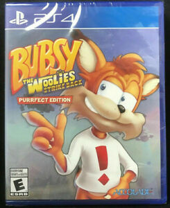 Bubsy: The Woolies Strike Back, Purrfect Edition (PS4)