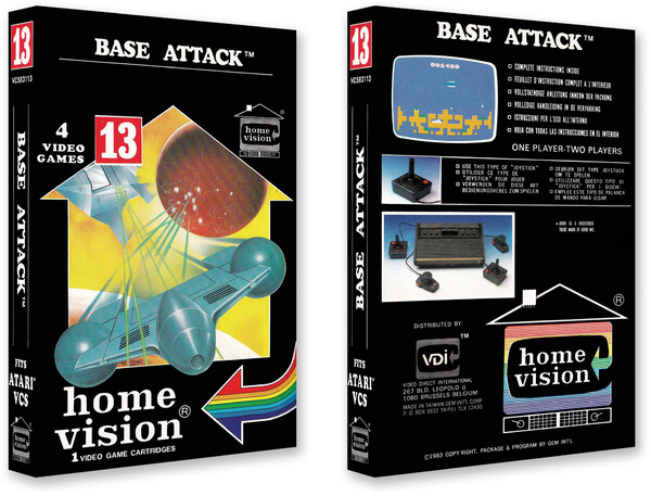Base Attack/Home Vision