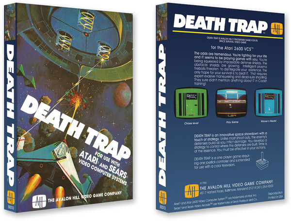 Death Trap/Avalon Hill