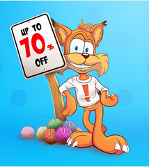 """The one year anniversary of """"Bubsy:The Woolies Strike Back"""""""