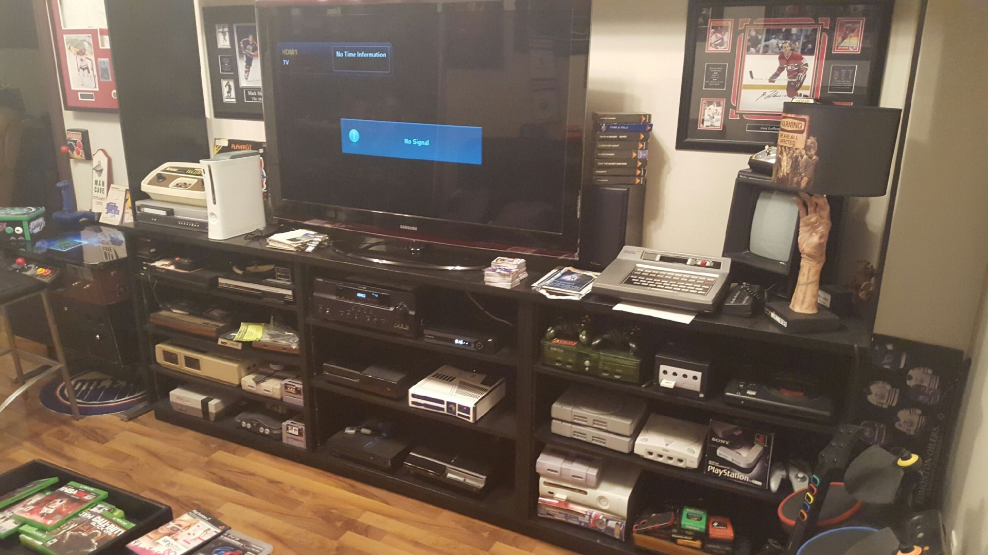 Man Cave Expo : My man cave show us your collection atariage forums