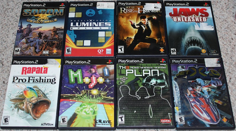 Sell Games For Ps2 : Fs gba lot ps pc lots ti clearing
