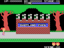 Cabbage Patch Kids - Adventures in the Park - ScreenShot #03.png