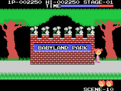 Cabbage Patch Kids - Adventures in the Park - ScreenShot #06.png
