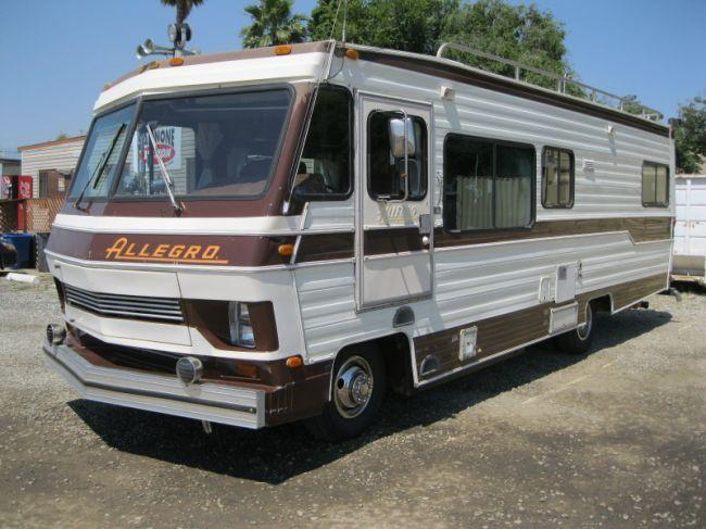 1986 allegro motorhome bing images for Allegro home