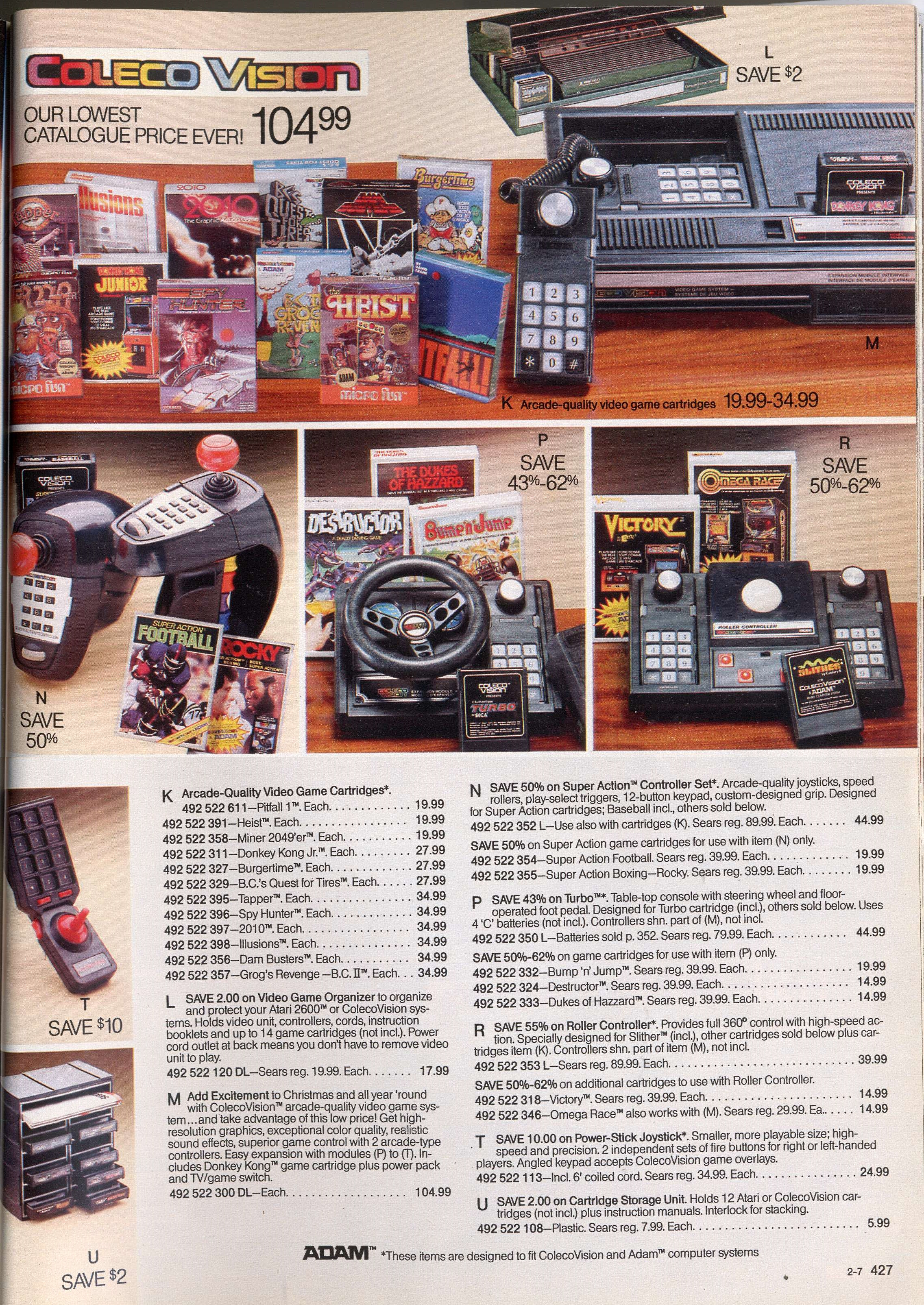 Blast From The Past Sears Canada Wishbook Scan