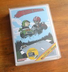 Burn Rubber (2012 CollectorVision) Prototype Cart (Custom Case) (5).jpg