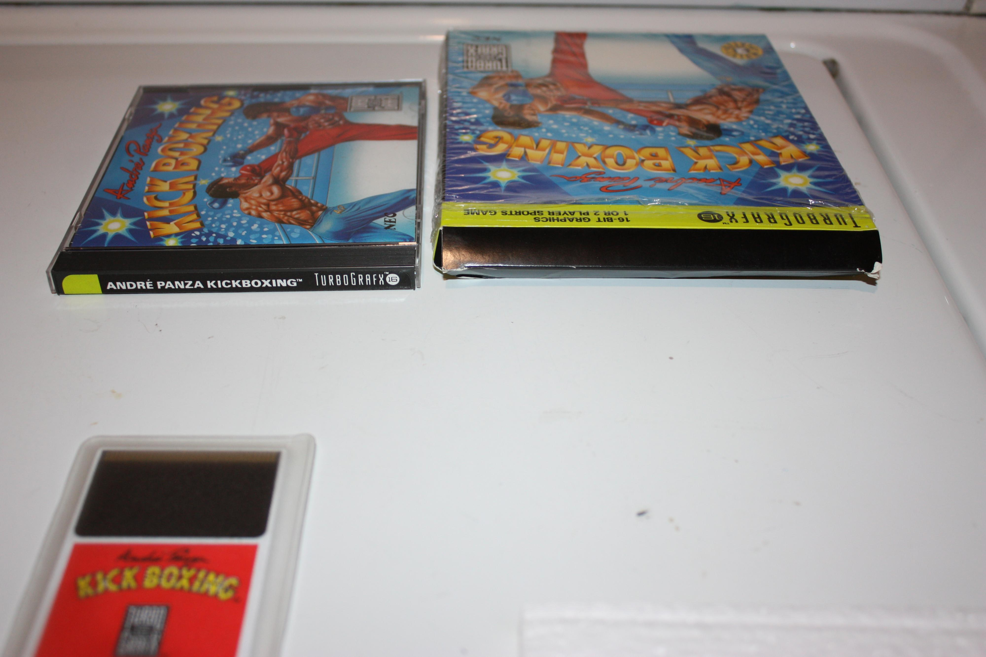 Turbografx games some sealed all complete with box for Bat box obi