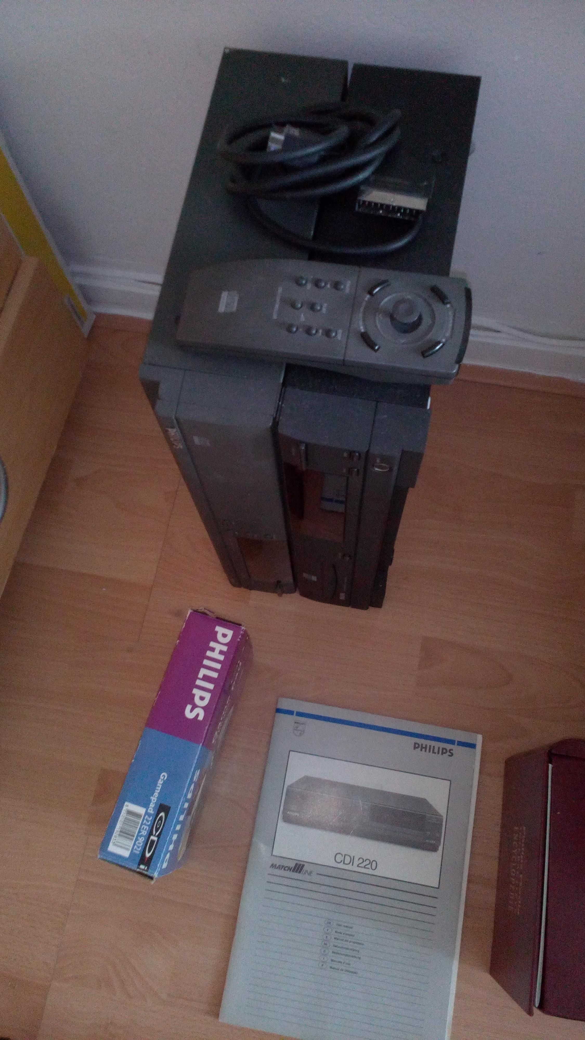 philips cdi lot - Auction Central - AtariAge Forums