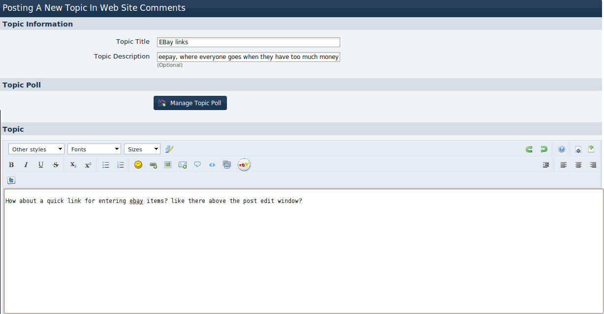 Ebay Links Site And Forum Feedback Atariage Forums