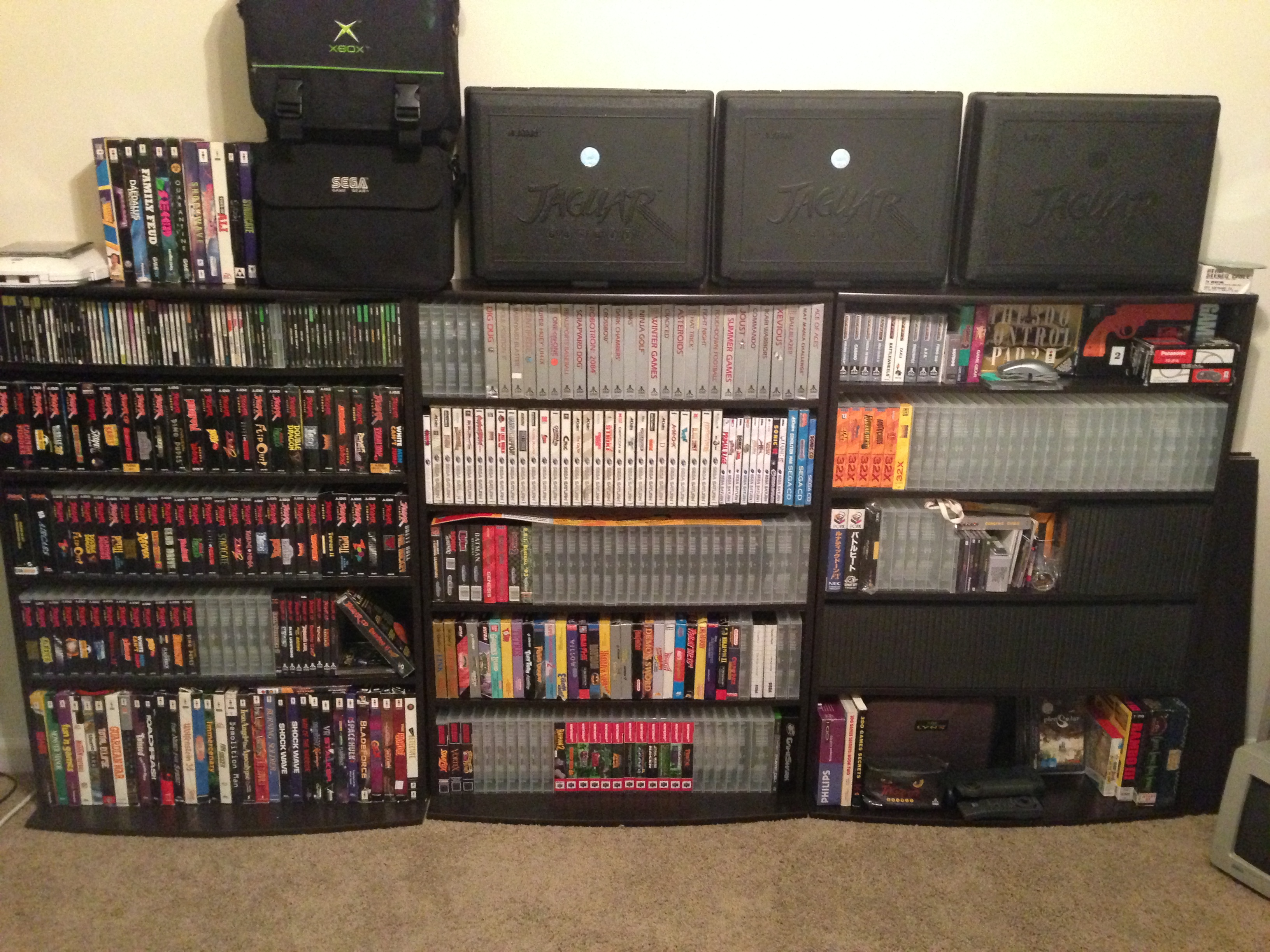 Perfect Game Storage Shelving 35 Buy Sell And Trade Atariage