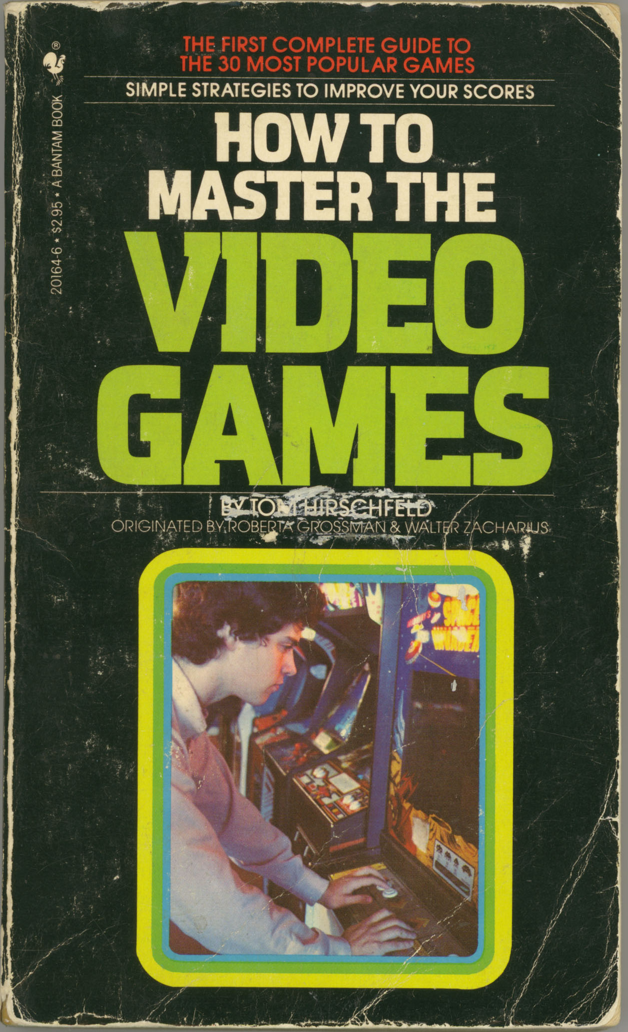 How to Master the Video Games (Cover).jpg