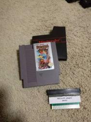 Twin Fami & NES adapter & Castlevania3-small.jpg