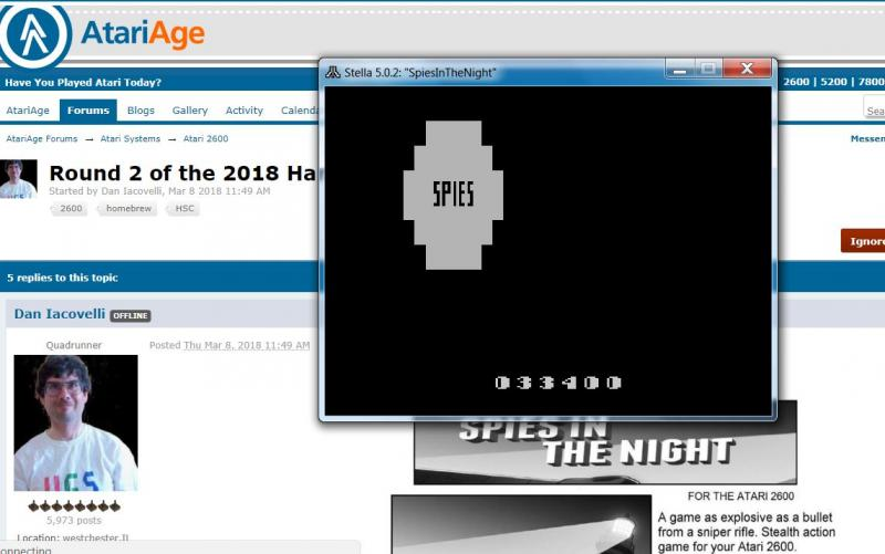 spies in the night highscore1.JPG