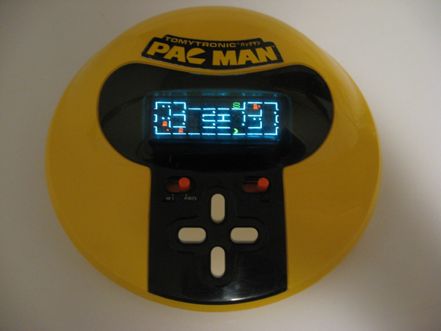 Remarkable Interest Check Tomytronic Pac Man Tabletop Buy Sell And Download Free Architecture Designs Itiscsunscenecom
