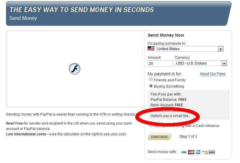 NO fee paypal payments - Buy, Sell, and Trade - AtariAge Forums