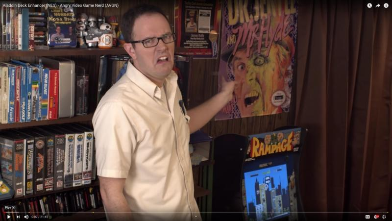 Angry Video Game Nerd - Aladdin Deck Enhancer - Intellivision - 1.jpg