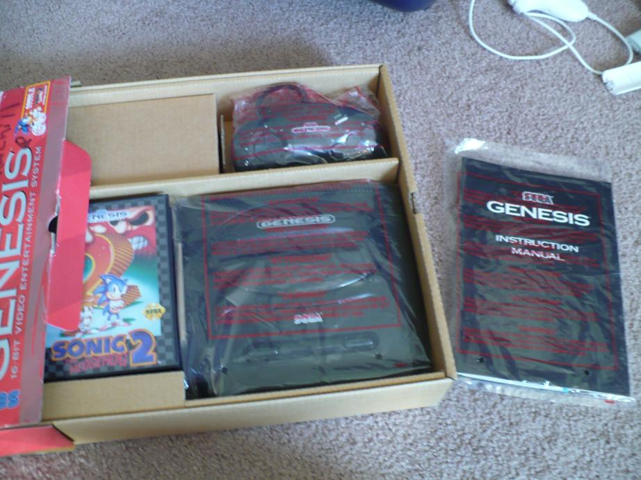 FS/FT: Boxed Sega Genesis/CD Collection - Buy, Sell, and