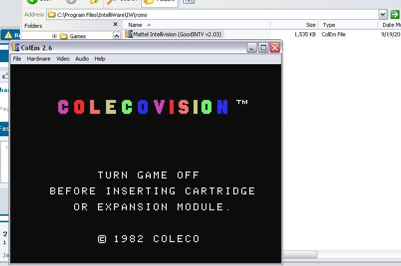 Intellivision Rom (not found) help needed - Emulation - AtariAge Forums