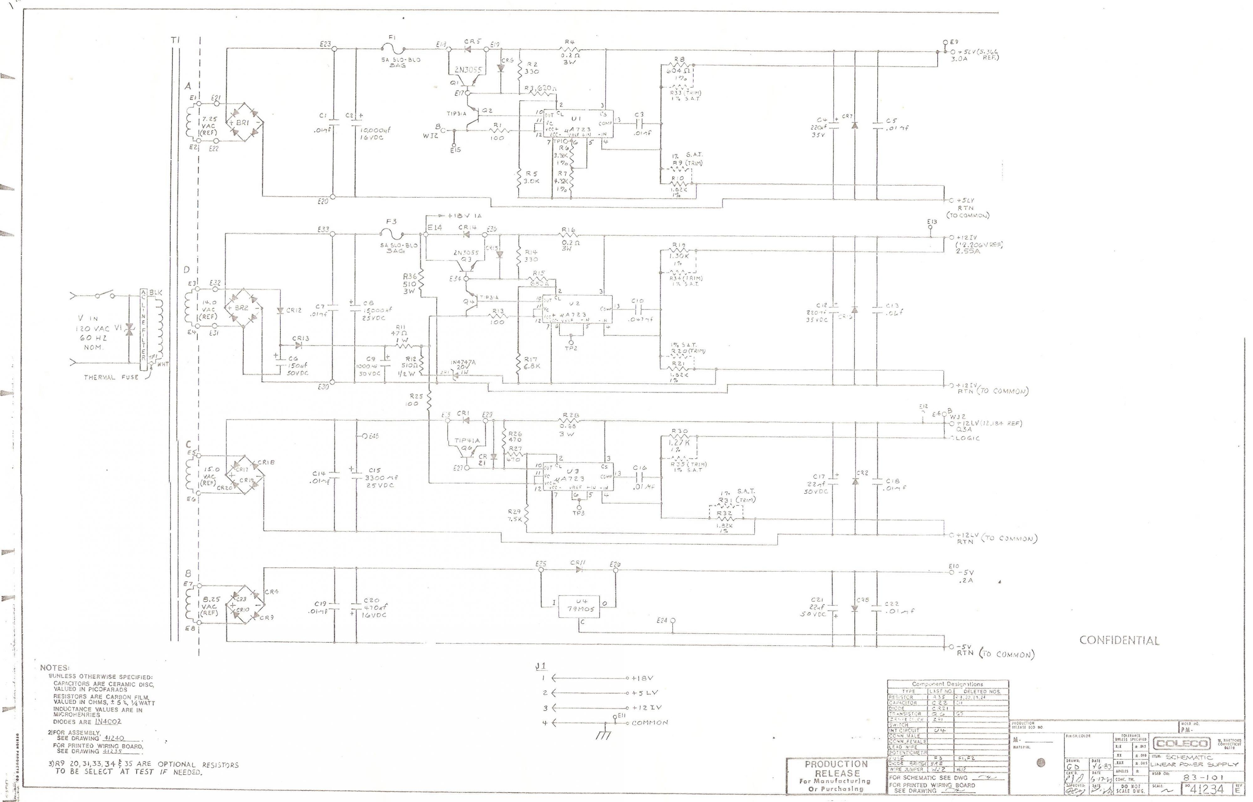 Xbox 360 Power Supply Wiring Diagram Com
