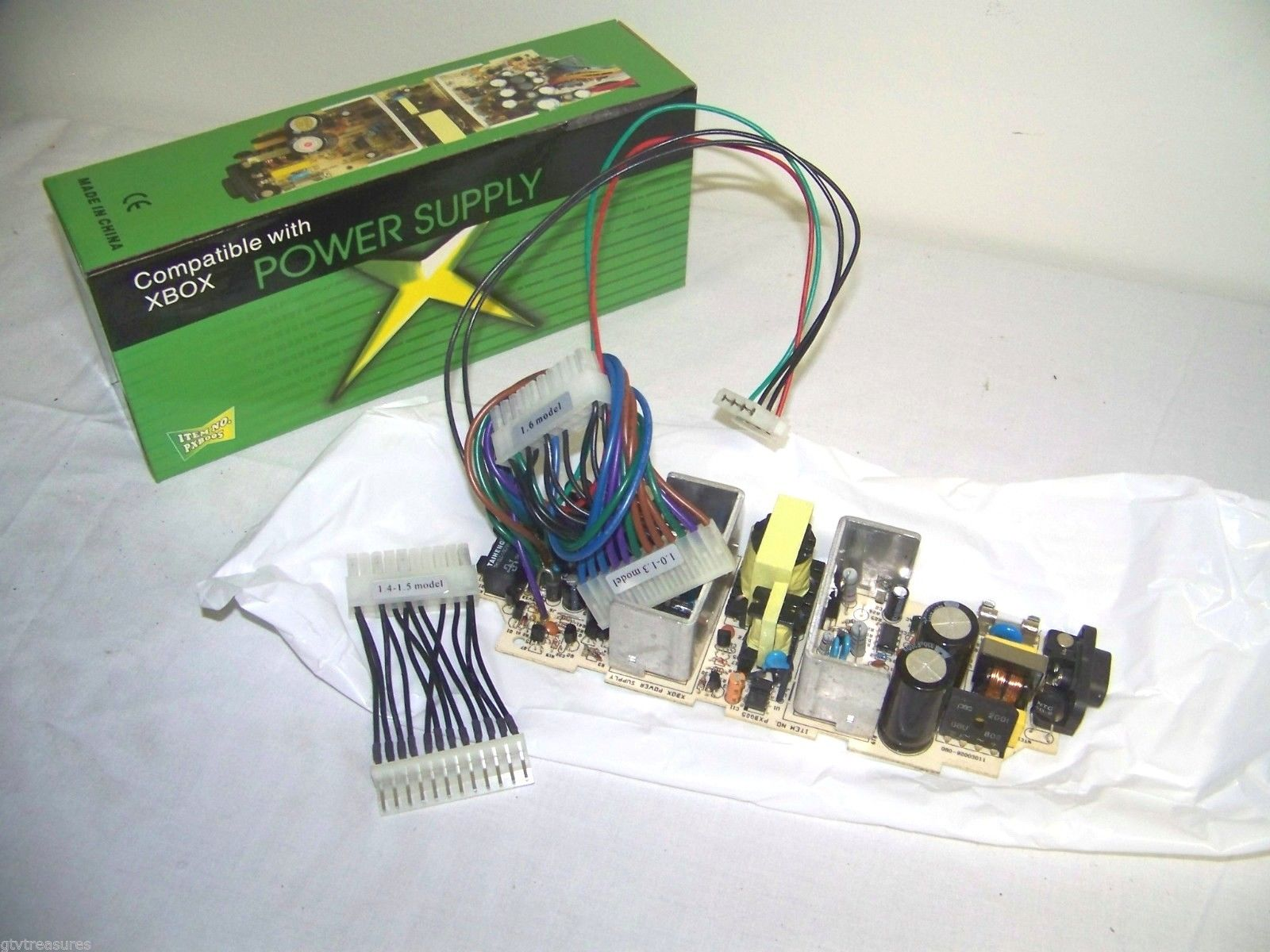 I Need A Good Original Xbox Front Panel Repair Tutorial Modern Power Supply Xboxpower