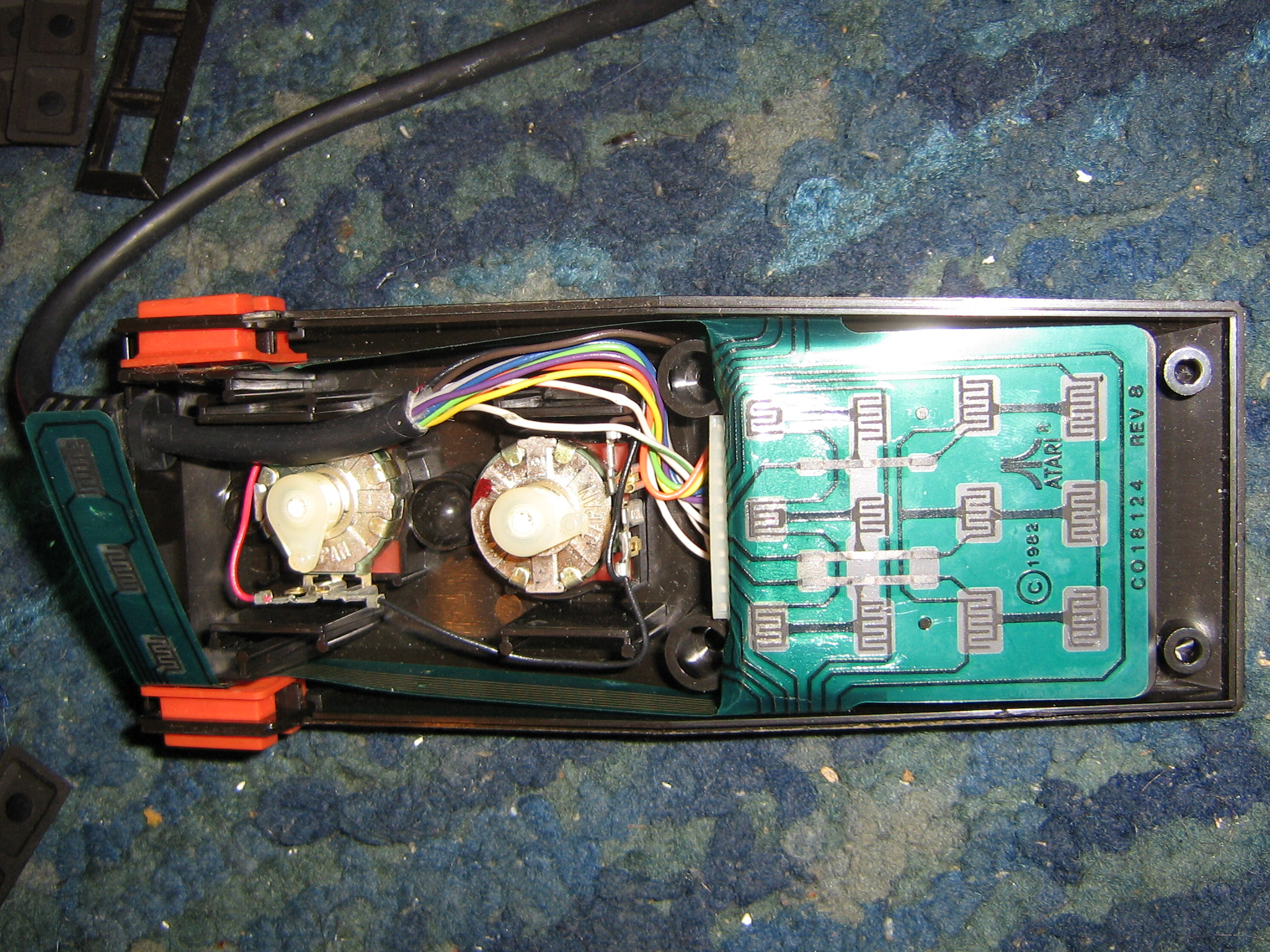 Controller repair - Atari 5200 - AtariAge Forums