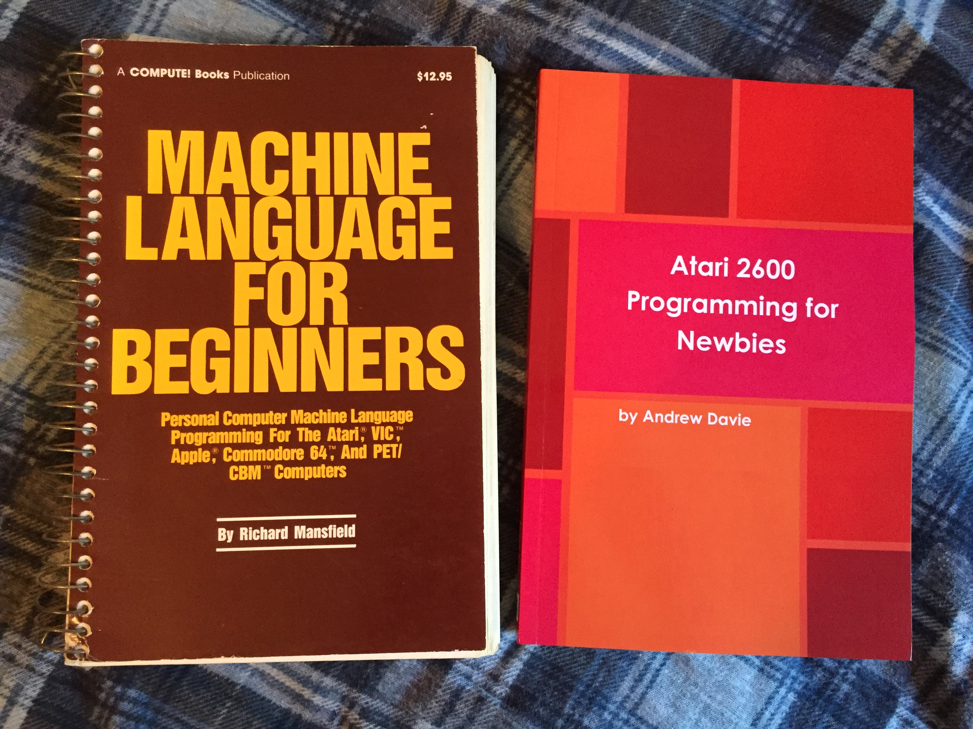 Atari 2600 Programming for Newbies - the book - Atari 2600
