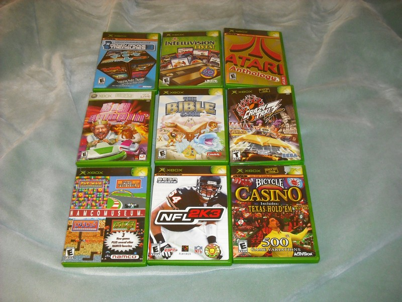 All Original Xbox Games : Fs original xbox not with all hookups